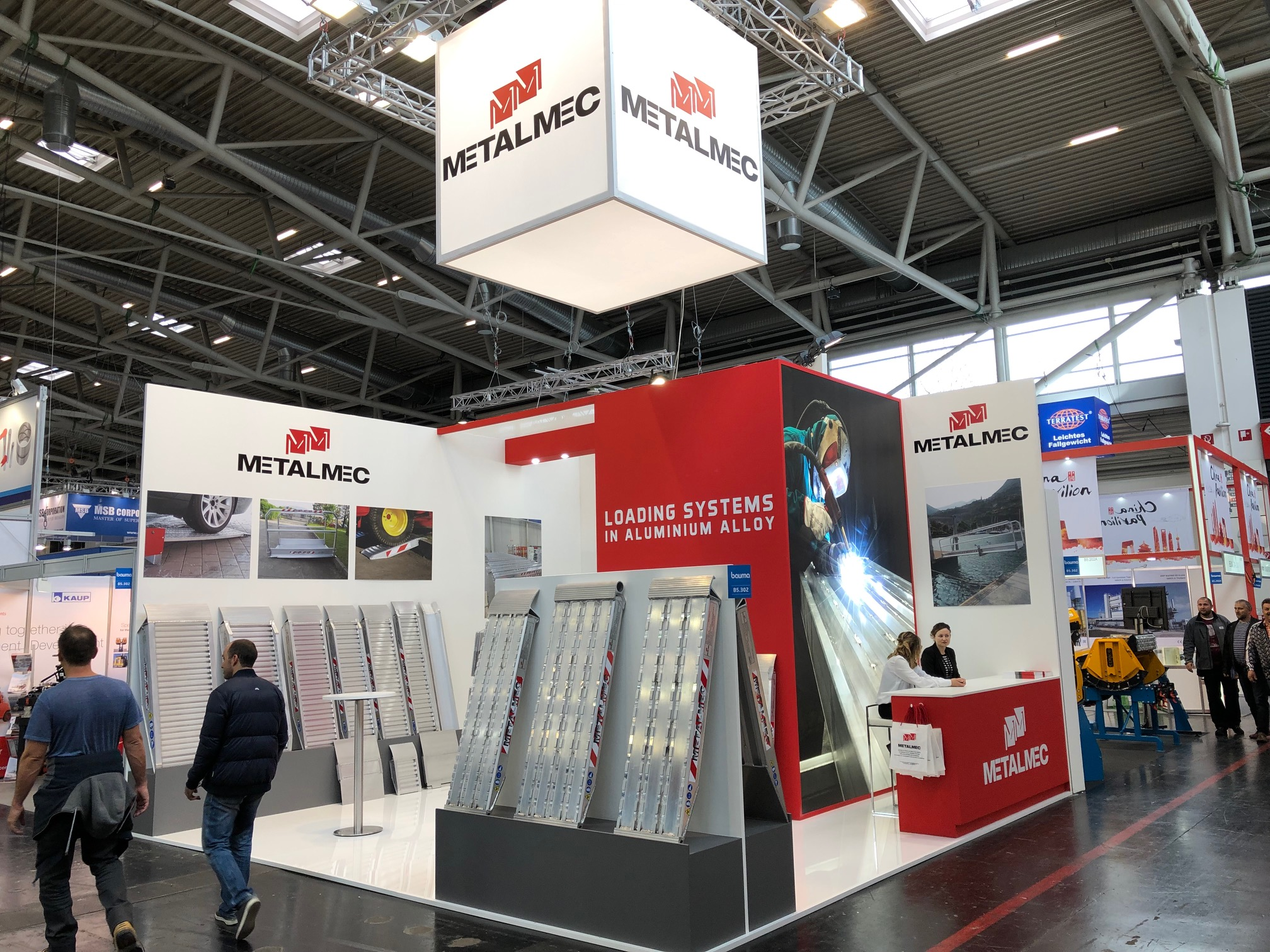 BAUMA 2019: HERE WE ARE!