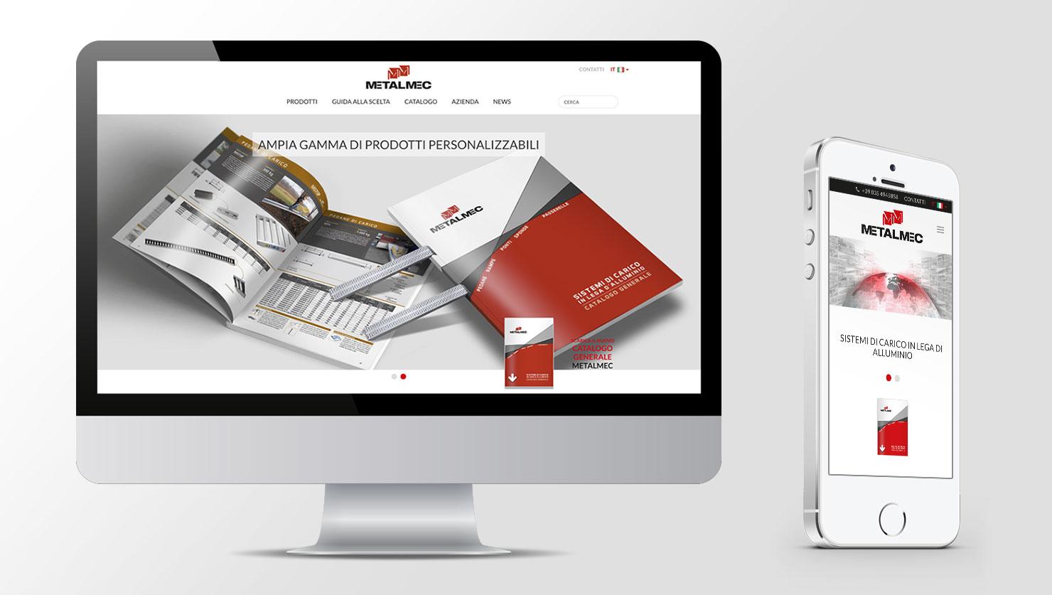 Metalmec: Online il nuovo sito web!
