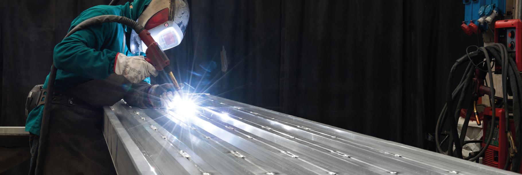 Leader di mercato: sistemi di carico in lega di alluminio