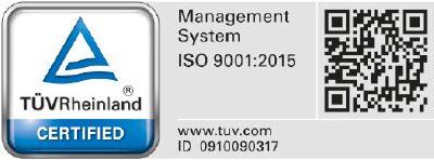 Certificazione sistema gestione qualità ISO 9001:2008